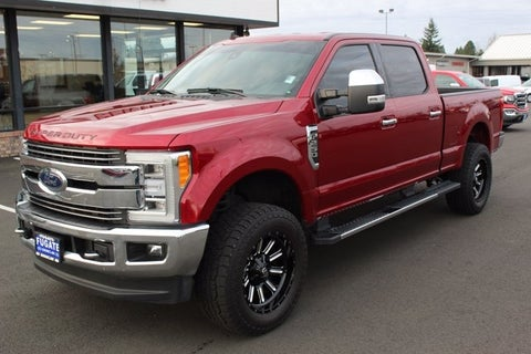 2019 Ford Super Duty F 250 Srw Lariat 4wd Crew Cab 6 75 Box